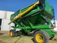 Acoplado Tolva Para Semilla Y Fertilizante 14Tn