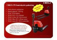 Zorra Electrica Ac20 Heli